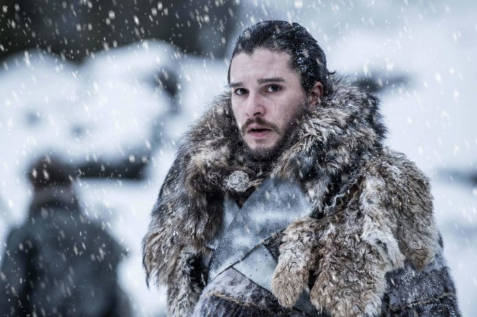 Game of Thrones 7x06 Beyond the Wall