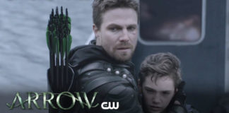 novo trailer da 6ª temporada de Arrow