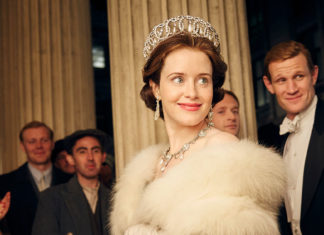 Maratona The Crown