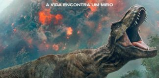 cartaz de Jurassic World 2