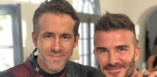 Deadpool e David Beckham