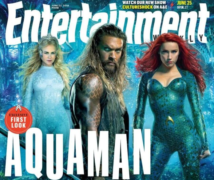 elenco de Aquaman