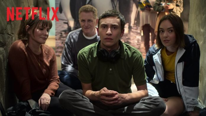 trailer da 2ª temporada de Atypical