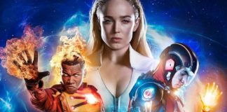 3ª temporada Legends of Tomorrow