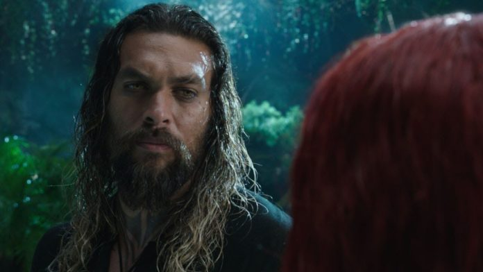 vídeo de Aquaman