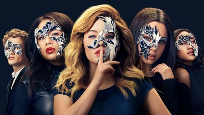 The Perfectionists Globoplay