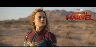 TV Spot Capitã Marvel