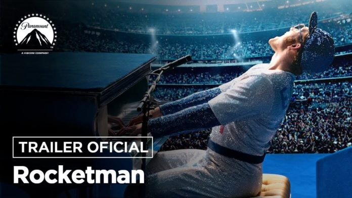 novo trailer Rocketman