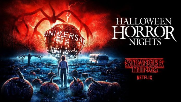 Stranger Things Horror Nights 2019