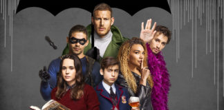 1ª temporada The Umbrella Academy