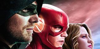 Arrow Flash e Supergirl