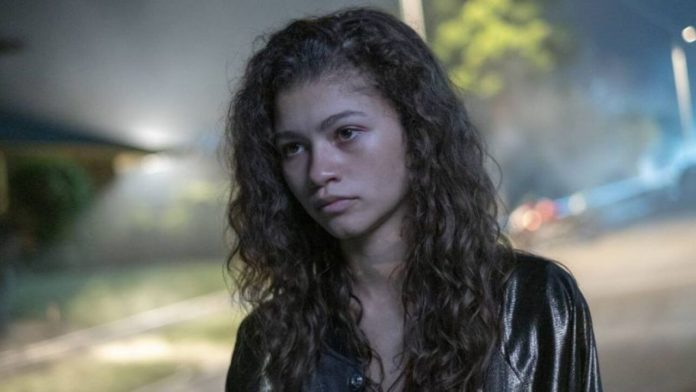 Euphoria 1x02, Zendaya All For Us, Zendaya CCXP Worlds