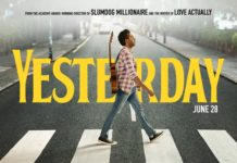 trilha sonora de Yesterday, Danny Boyle Yesterday