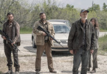 AMC 5ª temporada Fear The Walking Dead, Fear The Walking Dead 2020