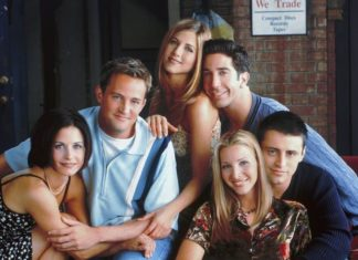 Friends Warner Channel