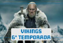 Vikings 6ª temporada trailer react