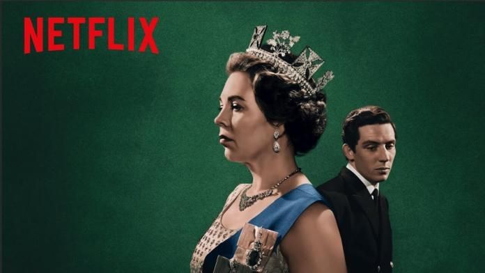 Netflix 3ª temporada The Crown