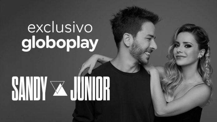 globoplay sandy & junior, Globoplay Sandy Junior